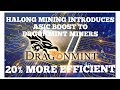 AsicBoost COMING TO DragonMint MINERS!! 20% MORE EFFICIENT!!