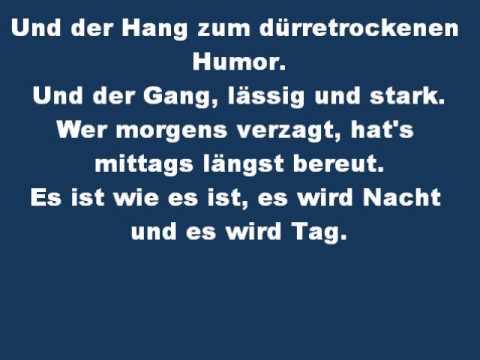 Komm zur Ruhr-Herbert Gröhnemeyer/Lyrics[HQ](ohne Vorspiel)