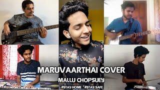 Maruvaarthai Cover   Mallu Chopsuey   Famiz Muhammed