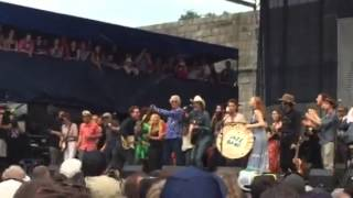 Rainy Day Women #12 & 35 - Newport Folk Festival 2015