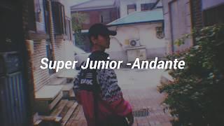 Super Junior-Andante ♡sub-español♡