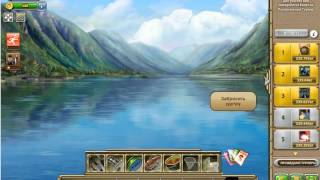 ловля кладов и живности в игре рыбное место(, 2014-04-13T06:24:26.000Z)