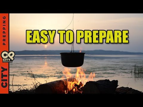 5 easy meals to cook after an emergency (SHTF)