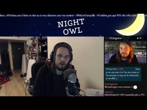 Night Owl - Des jeux indé qui me font envie (Dungeon Rushers)