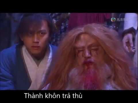 Kim mao sư vương tạ tố trả thù cho con trai