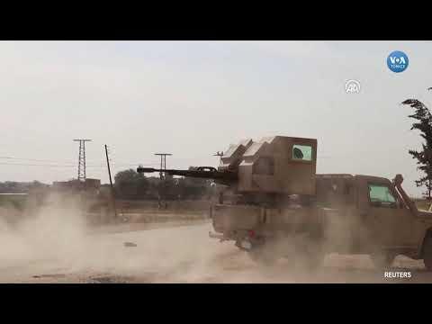 Özgür Suriye Ordusu Tel Halaf'ta