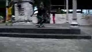 skate iloilo.. jr fakie 360 benjo skateboarding, pinoy go skate sad...
