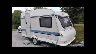 Caravan - Hobby Classic 350T