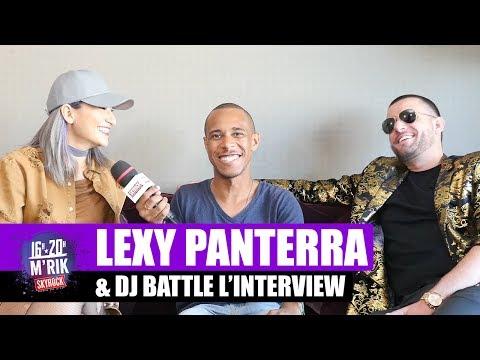 Interview Mrik x Lexy Panterra & Dj Battle