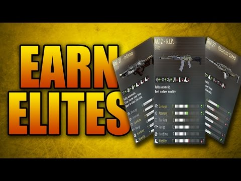 Earn Elite Weapons without Supply Drops in Advanced Warfare!