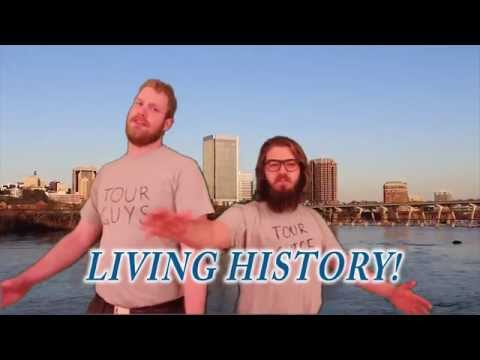 Tour Guys- Episode 1- Richmond Virginia