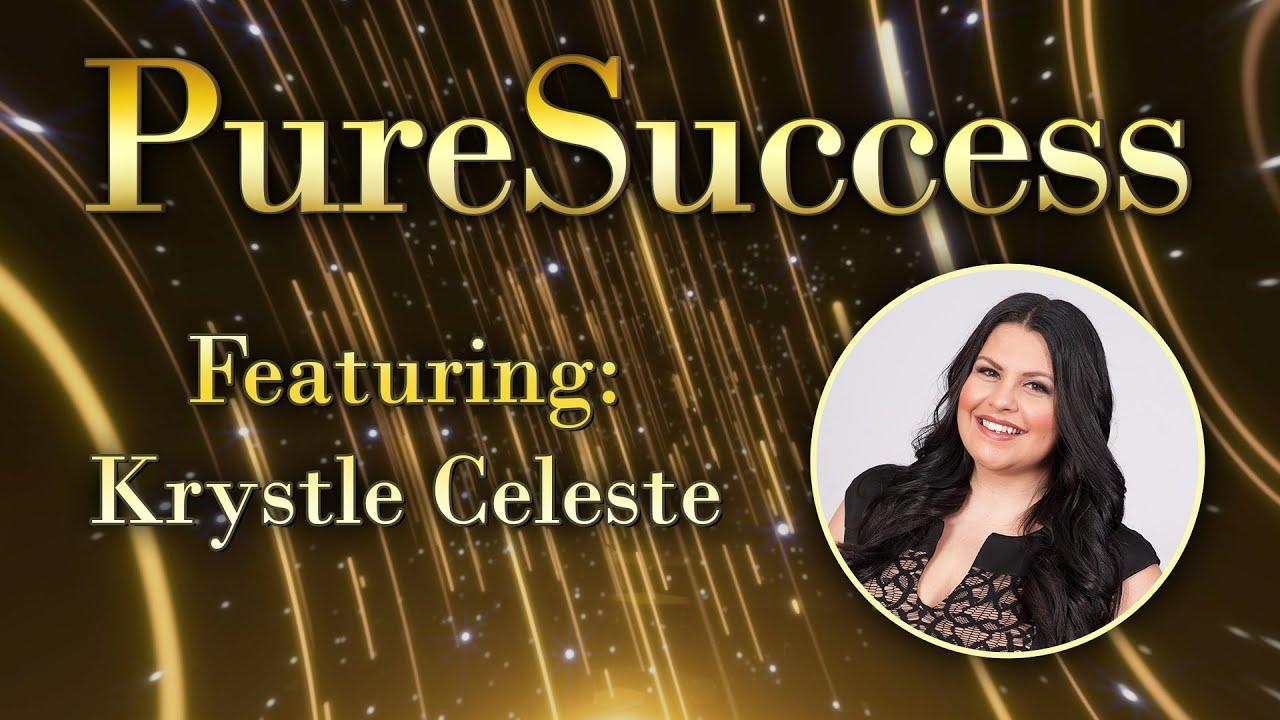 Meet Pure Romance Consultant Krystle Celeste #PureSuccess