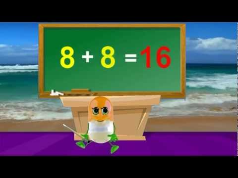 tutorial-math-|-how-to-add-8-|-kids-songs-with-lyrics
