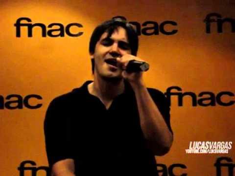 Jay Vaquer - Mais Um Dia @ FNAC - RJ - 11/01/2010