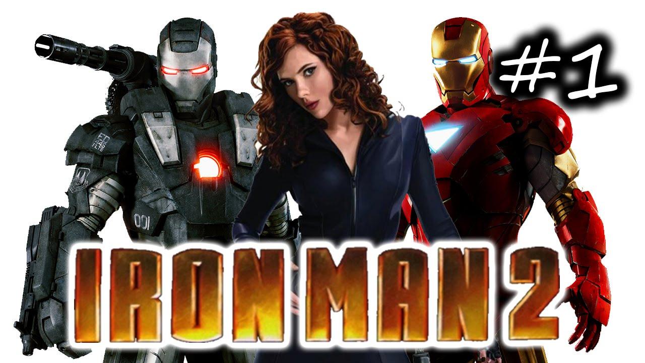 Iron man 2 the game gameplay part 1 dirt bike mania 2 addicting games