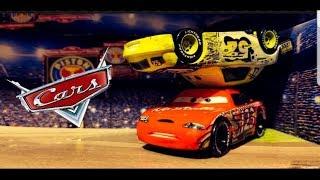 Disney Cars Race Damaged Leak Less & No Stall! | Custom Review!