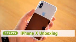 iPhone X Unboxing + Zubehör – GRAVITIES #99