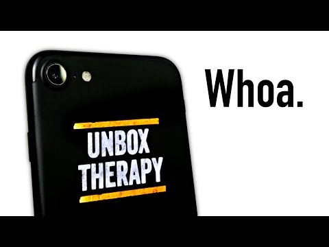 Thumbnail: The Unbox Therapy Edition iPhone