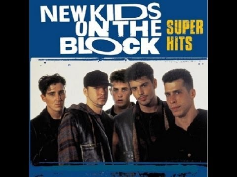 New Kids On The Block - Valentine Girl with lyrics