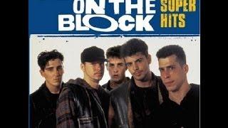 New Kids On The Block - Valentine Girl with lyrics