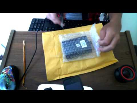 Xbox 360 S hard drive unboxing (used)