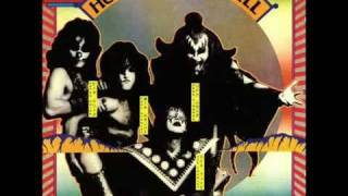 Kiss - All the way - Hotter than hell (1974)