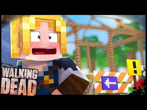 ESTUFA CONTRA TORNADOS!! - Walking Craft #25: Minecraft