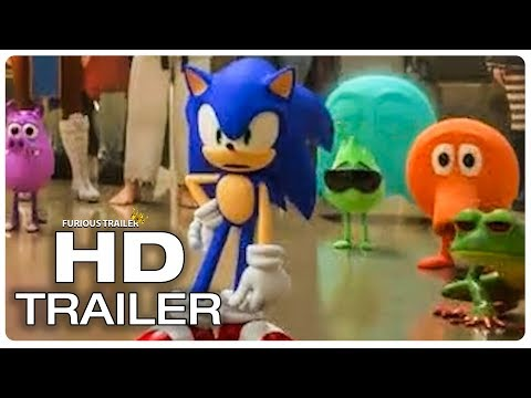 WRECK IT RALPH 2 Sonic The Hedgehog Trailer (NEW 2019) Disney Animated New Movie Trailers HD Mp3