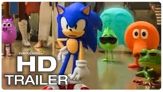 WRECK IT RALPH 2 Sonic The Hedgehog Trailer (NEW 2019) Disney Animated New Movie Trailers HD