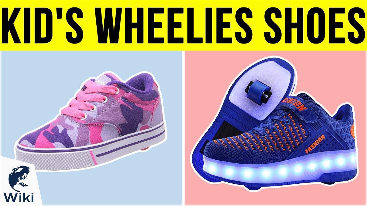 Top 10 Kid's Wheelies Shoes of 2019