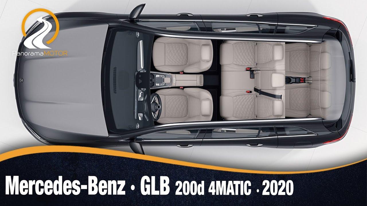 Mercedes Benz Glb 200d 4matic 2020 Información Y Review El Glb 4x4 Diésel Más Económico Youtube