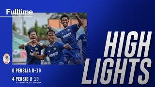 Download Video [Highlight] Liga 1 U-19 Persija vs PERSIB | 7 November 2018 MP3 3GP MP4