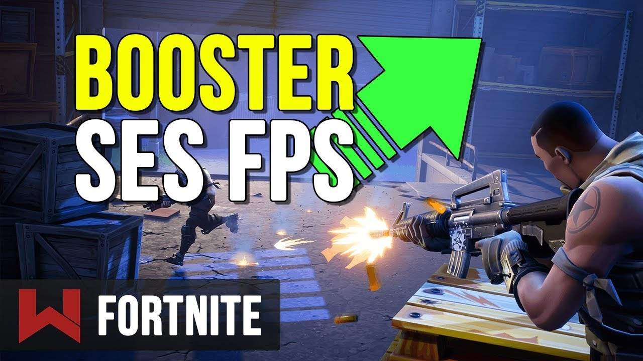 Comment Optimiser Et Booster Vos Fps Sur Pubg: Fortnite Battle Royale