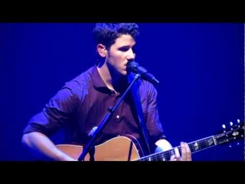 A Little Bit Longer/Diamonds/Yellow - Jonas Brothers - Pantages Theater, Los Angeles, CA 11/29/12