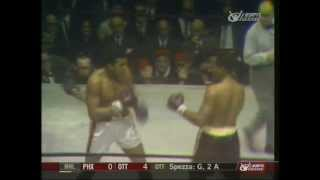 Muhammad Ali Vs Zora Folley - March 22, 1967 - Entire Fight - Rounds 1 - 7 & Interviews