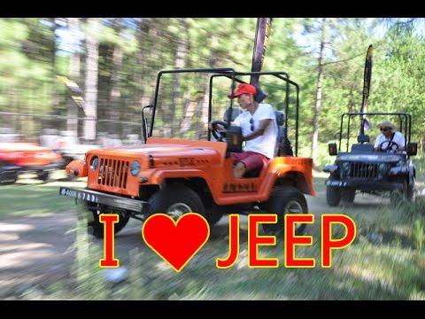Mini Jeep for Sale - Adult Big Mini Jeep Willys UTV Fans Gathering for fun
