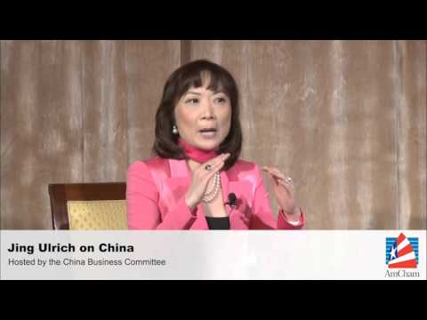 Jing Ulrich on China, Oct 14