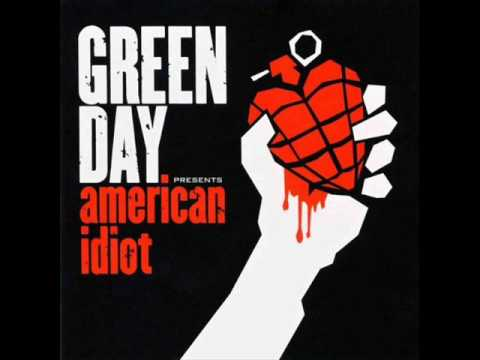 musica green day - jesus of suburbia