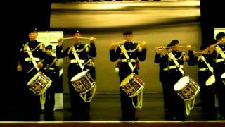 Thornbury ACF Corps of Drums, 4th Bn The Parachute Regiment