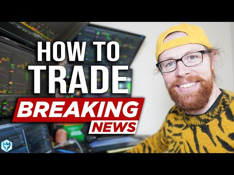 How to Trade Breaking News 📰