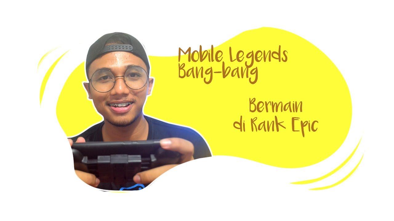 Mobile Legends - Rank Epic #ML #MobileLegends #game - YouTube