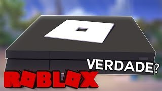 Roblox Console: True or not? -April 1st