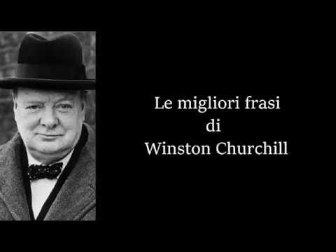Frasi Celebri di Winston Churchill