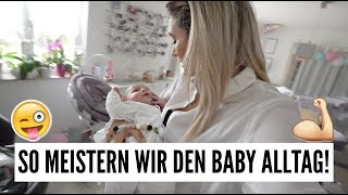 SO MEISTERN WIR DEN BABY ALLTAG! | 11.07.2018 | ✫ANKAT✫