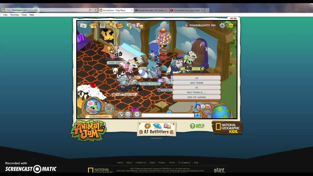 How To Get To The Animal Jam Fashion Show Game