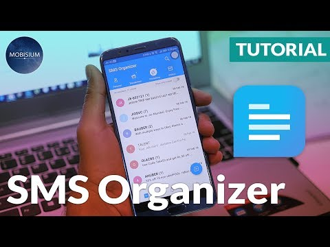 Best SMS App: SMS Organizer - Full Review