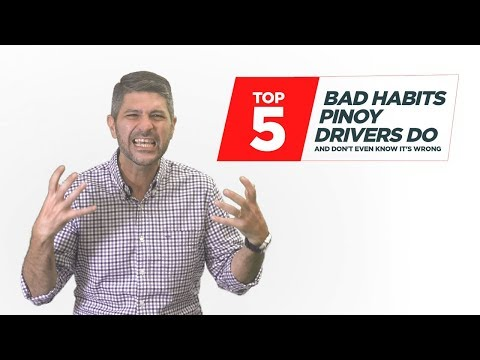 Top 5 Bad Habits Pinoy Drivers Do, and Don't Even Know It's Wrong