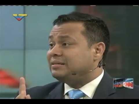 Entrevista a Andrés Eloy Méndez, presidente de Conatel, tras salida del aire de CNN en Venezuela