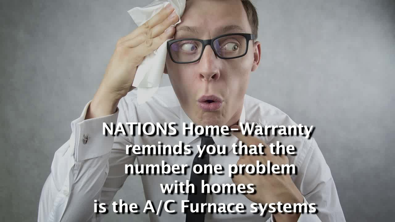 Nations Home Warranty Air Conditioners Youtube