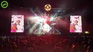 Meteorite seen during Foo Fighters concert in the Netherlands thumbnail